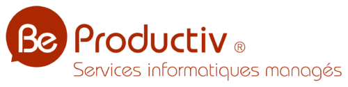 BeProductiv logo prestataire informatique