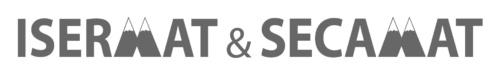Logo ISERMAT SECAMAT location vente matériel BTP