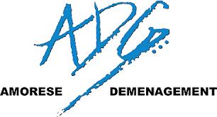ADG Amorèse logo déménagement