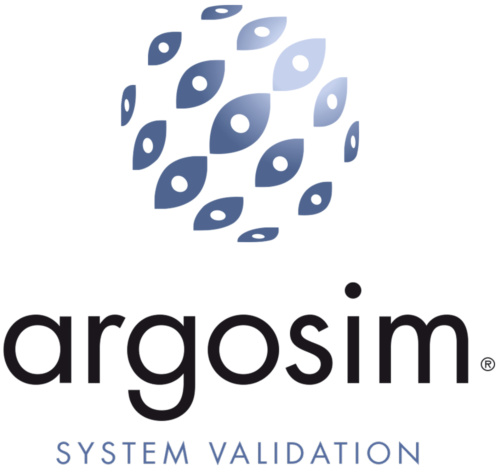 Logo de la start-up Argosim